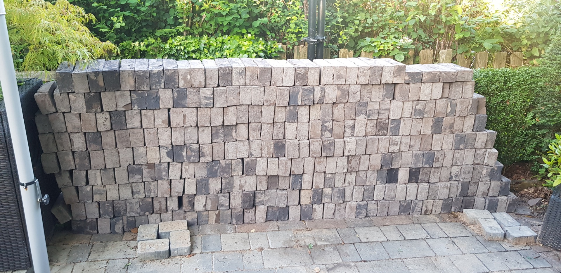 320 Cinder Coal Bricks