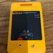 Fluke proving unit