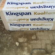 75mm Kingspan Insulation